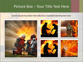Firefighters PowerPoint Templates - Slide 19