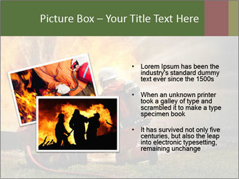 Firefighters PowerPoint Templates - Slide 20