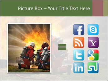 Firefighters PowerPoint Templates - Slide 21