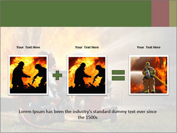 Firefighters PowerPoint Templates - Slide 22