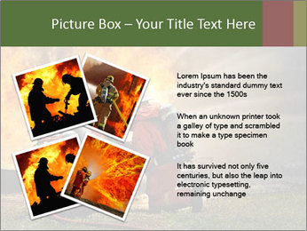 Firefighters PowerPoint Templates - Slide 23