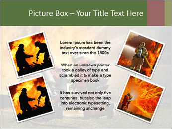 Firefighters PowerPoint Templates - Slide 24