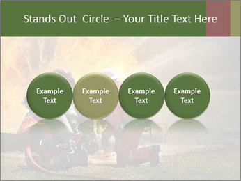 Firefighters PowerPoint Templates - Slide 76