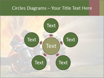 Firefighters PowerPoint Templates - Slide 78