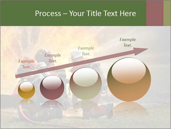 Firefighters PowerPoint Templates - Slide 87
