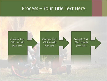 Firefighters PowerPoint Templates - Slide 88