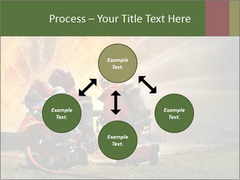 Firefighters PowerPoint Templates - Slide 91