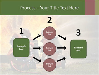 Firefighters PowerPoint Templates - Slide 92