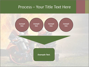 Firefighters PowerPoint Templates - Slide 93