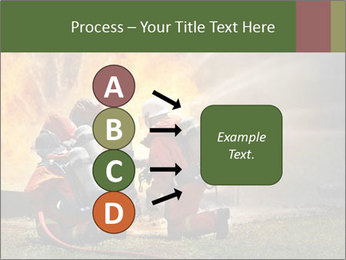 Firefighters PowerPoint Templates - Slide 94