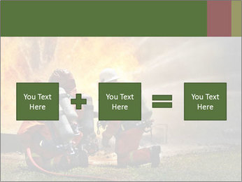 Firefighters PowerPoint Templates - Slide 95