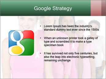 Smiling women PowerPoint Template - Slide 10