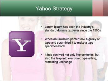 Smiling women PowerPoint Template - Slide 11