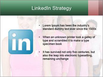 Smiling women PowerPoint Templates - Slide 12