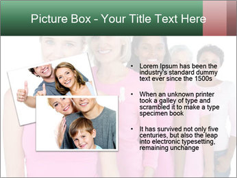 Smiling women PowerPoint Template - Slide 20