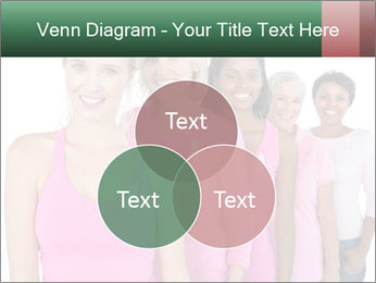 Smiling women PowerPoint Template - Slide 33