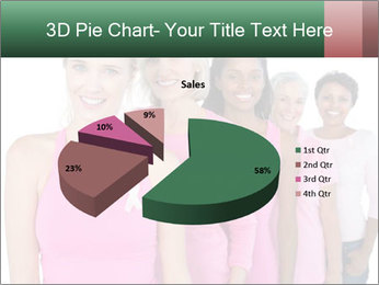 Smiling women PowerPoint Templates - Slide 35