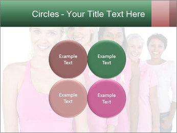 Smiling women PowerPoint Template - Slide 38