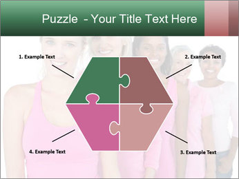 Smiling women PowerPoint Template - Slide 40