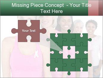 Smiling women PowerPoint Template - Slide 45