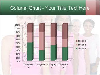 Smiling women PowerPoint Template - Slide 50