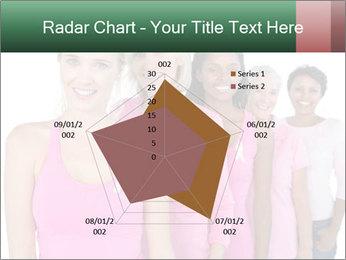 Smiling women PowerPoint Template - Slide 51