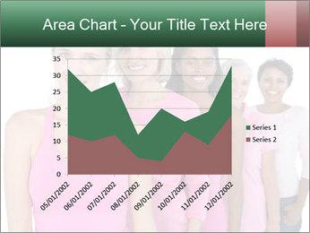 Smiling women PowerPoint Template - Slide 53