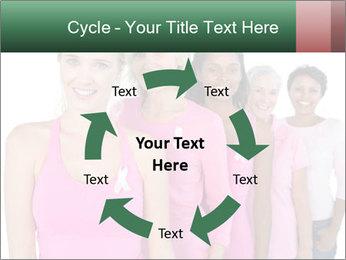 Smiling women PowerPoint Templates - Slide 62