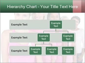 Smiling women PowerPoint Templates - Slide 67