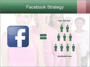 Smiling women PowerPoint Templates - Slide 7