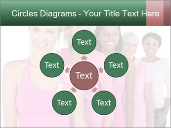 Smiling women PowerPoint Template - Slide 78
