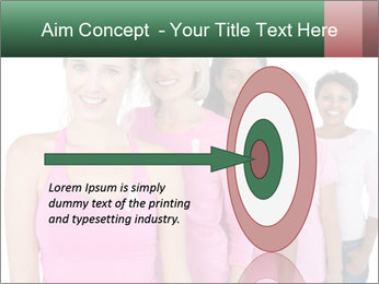 Smiling women PowerPoint Template - Slide 83