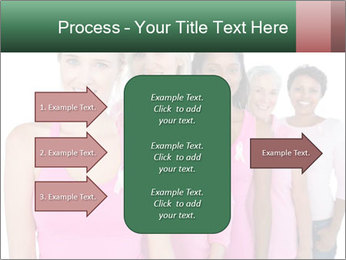 Smiling women PowerPoint Template - Slide 85
