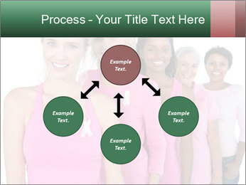 Smiling women PowerPoint Template - Slide 91