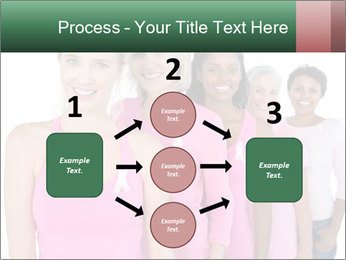 Smiling women PowerPoint Template - Slide 92