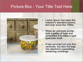 Dinner leftovers PowerPoint Template - Slide 13