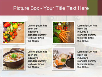 Dinner leftovers PowerPoint Template - Slide 14