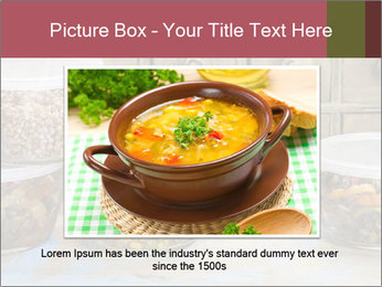 Dinner leftovers PowerPoint Template - Slide 15