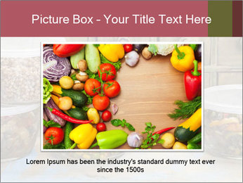 Dinner leftovers PowerPoint Template - Slide 16
