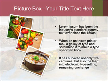 Dinner leftovers PowerPoint Template - Slide 17