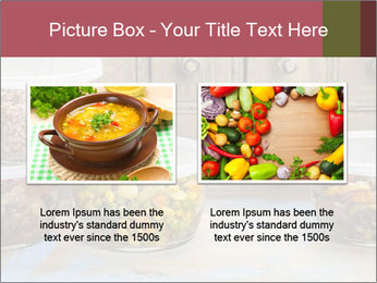 Dinner leftovers PowerPoint Template - Slide 18