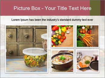Dinner leftovers PowerPoint Template - Slide 19