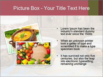 Dinner leftovers PowerPoint Template - Slide 20