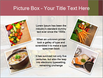 Dinner leftovers PowerPoint Template - Slide 24