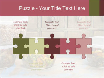 Dinner leftovers PowerPoint Template - Slide 41