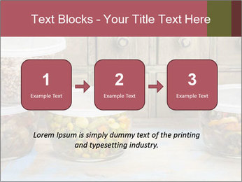 Dinner leftovers PowerPoint Template - Slide 71