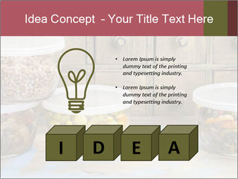 Dinner leftovers PowerPoint Template - Slide 80