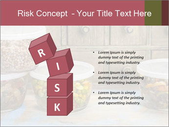 Dinner leftovers PowerPoint Template - Slide 81