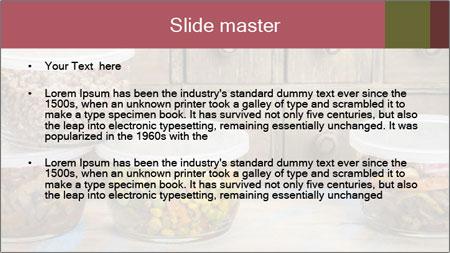 Dinner leftovers PowerPoint Template - Slide 2