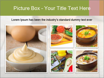 Mayonnaise PowerPoint Template - Slide 19